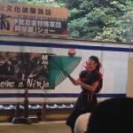 thekumachan_Ninja_show_Mie_Japan-5