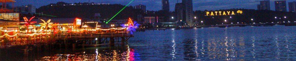 Dramatic Pattaya Banner